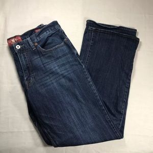 Lucky Brand 361 Vintage Straight Jeans Men 34 x 32